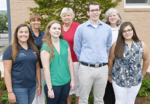 2018 Summer Interns Throughout the Alleghany Highlands