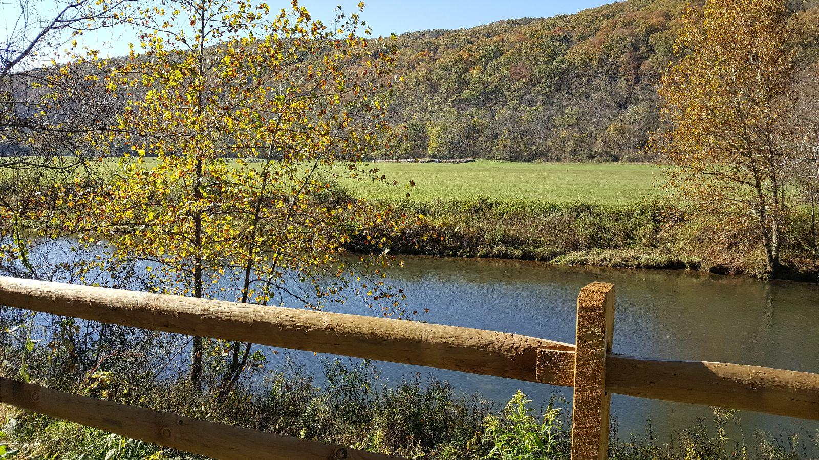 Jackson River Scenic Trail 10-27-17